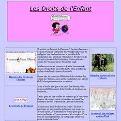 Ecole de Lilie - Accueil des Droits de l'Enfant