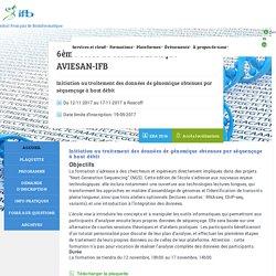 6ème école de bioinformatique AVIESAN-IFB