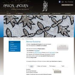 Ecole de Broderie d'Art Pascal Jaouen