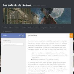 École et cinéma – Les enfants de cinéma