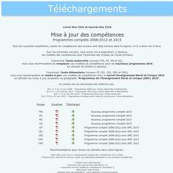 Ecole One Click - Téléchargements divers