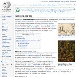 École du Danube