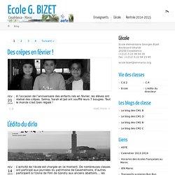Ecole G. BIZET