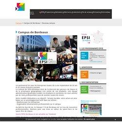 ecole informatique EPSI - Nous contacter
