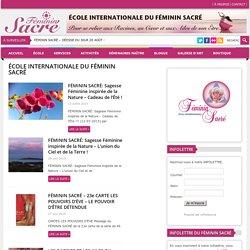 École Internationale du Féminin Sacré