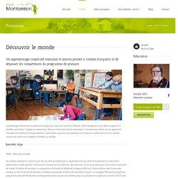 Ecole Montessori en Beaujolais dans le Rhône de 2 à 12 ans