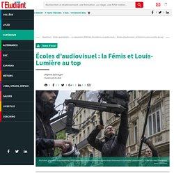 Écoles d'audiovisuel : la Fémis et Louis-Lumière au top
