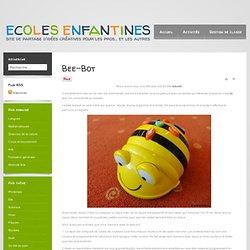 Bee-Bot à l'école enfantine