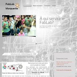 Fab Lab aux écoles - FabLab@Marguerite - CSMB
