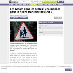 Les Gafam dans les écoles : une menace pour la filière française des ENT ?