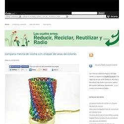 Blog de ecología: reducir, reciclar, reutilizar y radio