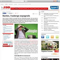 Nantes, l'auberge espagnole - Ecologie Europe Ecologie Verts Daniel Cohn-Bendit Eva Joly Cécile Duflot
