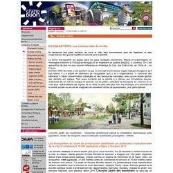 Ecologie urbaine - Urbanisme & Habitat - le Grand Dijon