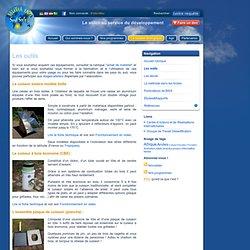 Bolivia Inti - Sud Soleil, cuisson solaire et écologique pour le developpement [ Les outils ]