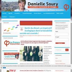 Sortir du diesel: un impératif écologique dont la faisabilité sociale est cruciale ! – Blog de Danielle Soury