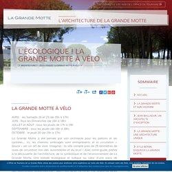 L'écologique ! La Grande Motte à vélo - Office de Tourisme de La Grande Motte