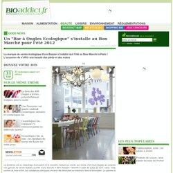 """Un """"Bar à Ongles Ecologique"""" s'installe au Bon Marché pour l'été 2012"""