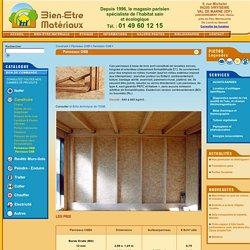 Bien-Etre Matériaux écologiques -Construire - Panneaux-OSB - Panneaux-OSB
