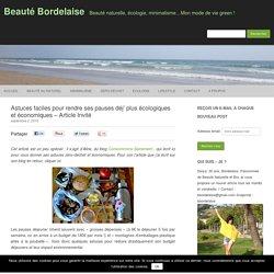 Astuces faciles pour rendre ses pauses déj' plus écologiques et économiques - Article Invité