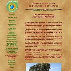 Centres Ecologiques Intermondes - L'Orange Bleue Afrique