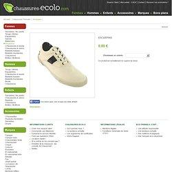 Chaussures écologiques : El Naturalista, Ecolution ...