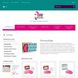 Lingettes écologiques en microfibre, lavables et réutilisables - Lamazuna - L'innovation écologique au féminin