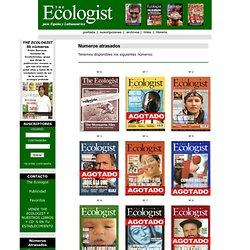 The Ecologist para España y Latinoamérica