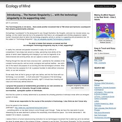 Ecology of Mind - (Build 20100722150226)