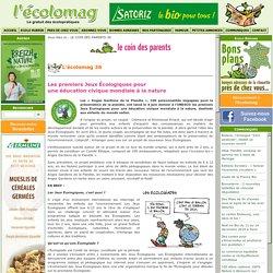 L'écolomag - Le magazine écologique - LE COIN DES PARENTS-36