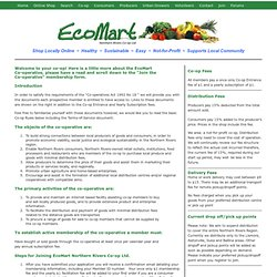 EcoMart Northern Rivers Co-op Ltd