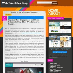 eCommerce Archives - Web Templates Blog Web Templates Blog