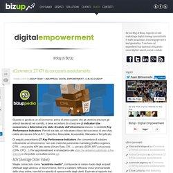 eCommerce: 27 KPI da conoscere assolutamente