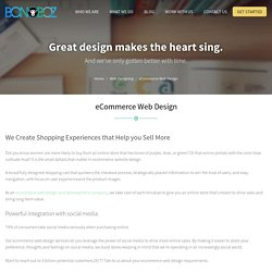 eCommerce Website Design and Development Company Ahmedabad, India - Bonoboz