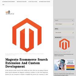 Magento Ecommerce Website & Extension Development Cost