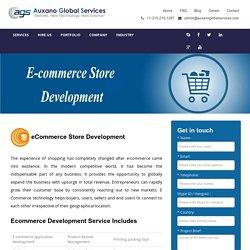 eCommerce Store Development in India, US, UK, Canada, Australia @ AGS