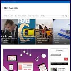 Top ECommerce Website Development Companies – The Gioisim