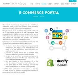 Best Ecommerce Website Development Company in India