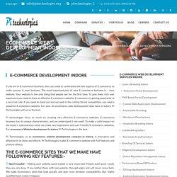 Website development company in indore