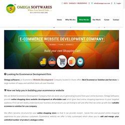 Ecommerce Website Design & Development services company Mumbai,Thane