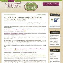 Bon Noël et bilan de la période pour les amateurs d'ecommerce / entreprenariat | Le Blog de Camille !