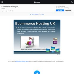 Ecommerce Hosting UK