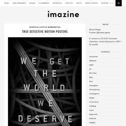 Imazine : E-commerce, Interfaces et Geekeries