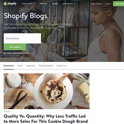 Ecommerce Marketing Blog - Ecommerce News, Online Store Tips & More by Shopify