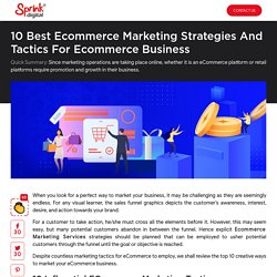 10 Best Ecommerce Marketing Strategies Tactics for Ecommerce Business