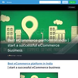 start a successful eCommerce business
