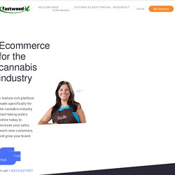 Ecommerce Solutions for Cannabis Businesses