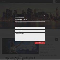 Drawbacks of an E-Commerce Website
