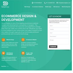 Ecommerce Website Design & Development Company in Gurgaon