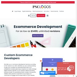Custom Ecommerce Website Design and Development in FL