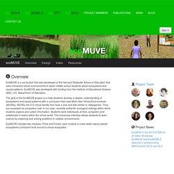 ecoMUVE Overview